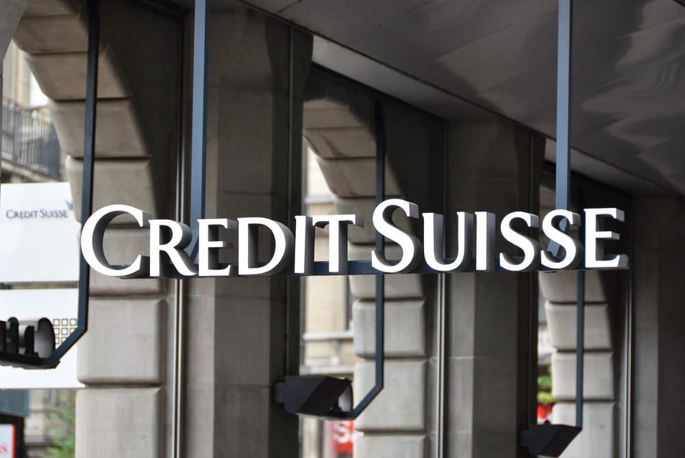 Credit Suisse positive about Q1 performance despite Covid-19