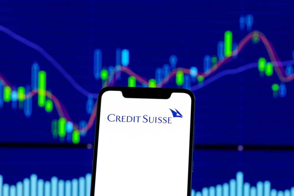 "Credit Suisse brands blockchain technology a ""game changer"""