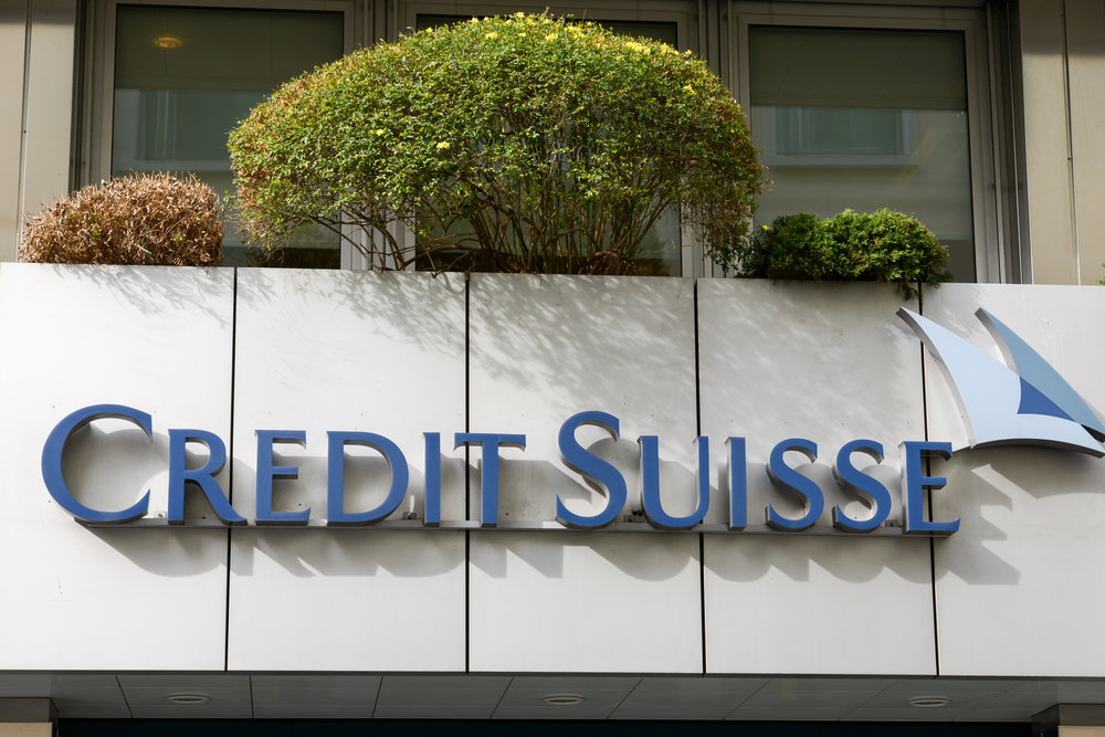 Credit Suisse to investigate claims that it had departing executive tailed