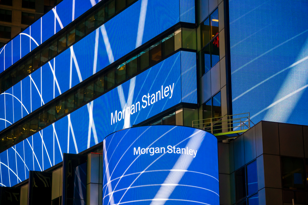 E*TRADE deal not initially popular with Morgan Stanley investors