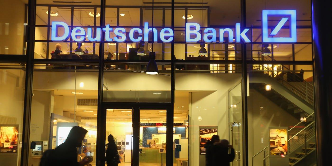Deutsche Bank in talks to divest IT services arm