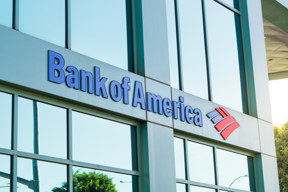 Bank of America sees net income drop a third in 2020