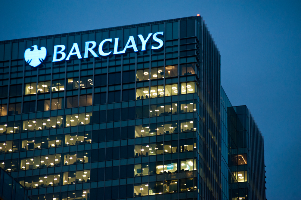 Pre-tax profit drops 30% for Barclays in 2020