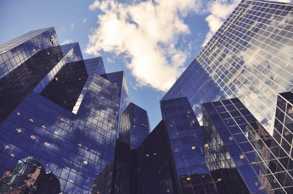 Is the banking & payments sector seeing the beginnings of a cloud investment boom?