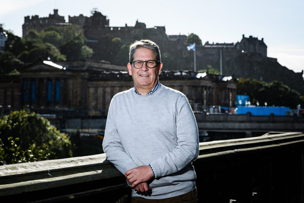 Coutts embraces history and launches in Scotland